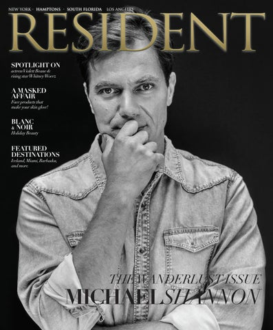 Resident Magazine November 2016 Issue by Resident Magazine