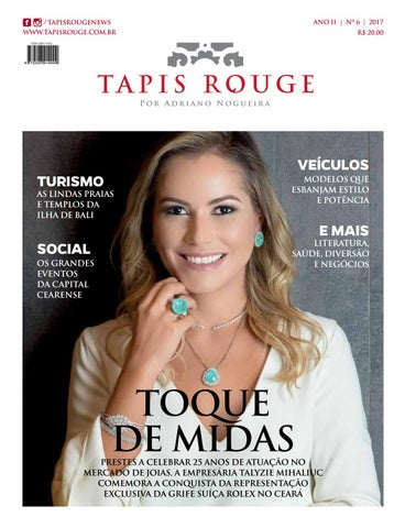 8aacb2eb8 Revista Tapis Rouge 006 / 2017 by Tapis Rouge - issuu