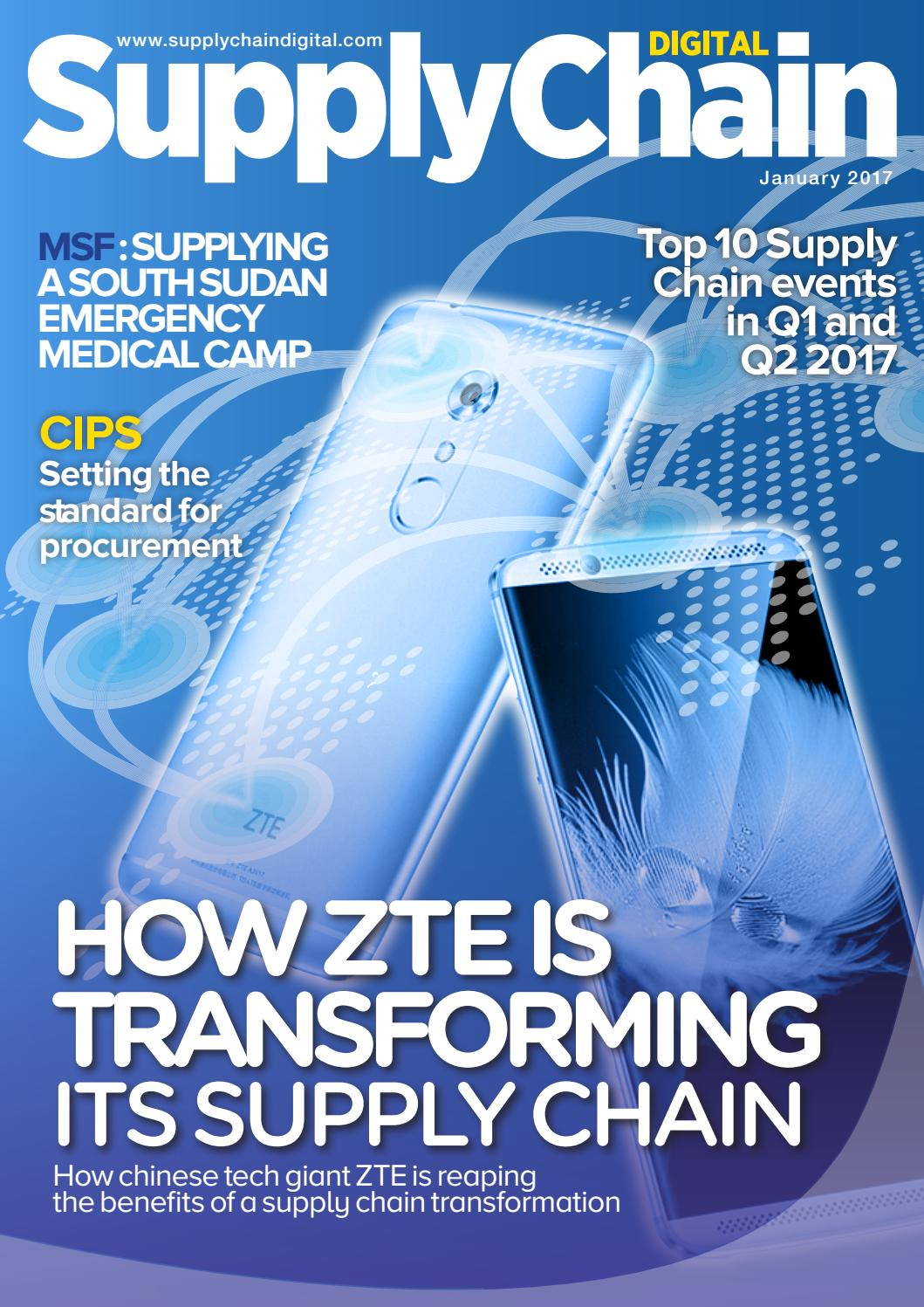 Supply Chain Digital - Brochure 2017 by Supply Chain Digital