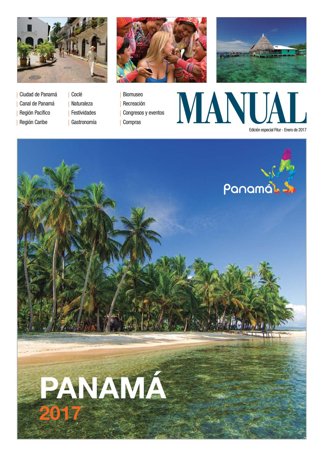 Especial Manual Panamá 2017 by Ladevi Media & Solutions issuu