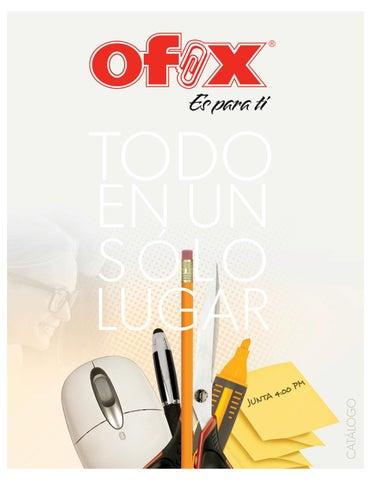 28e10180ae6 Catálogo prueba by Ofix - issuu