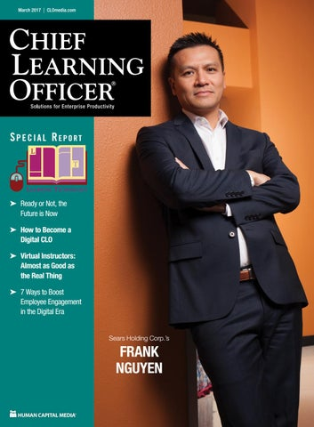 chief learning officer march 2017 by chief learning officer issuu