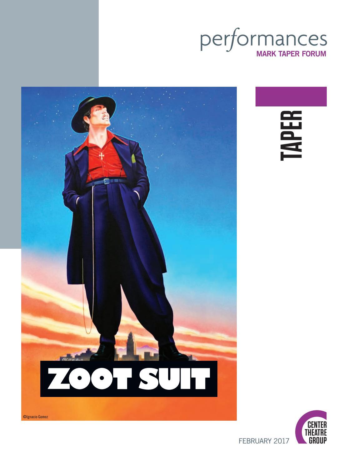 Zoot Suit by SoCalMedia - issuu