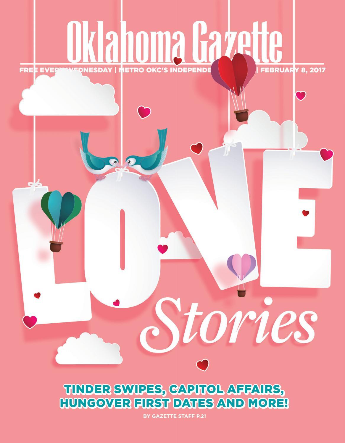27ab66e7fec Love Stories by Oklahoma Gazette - issuu