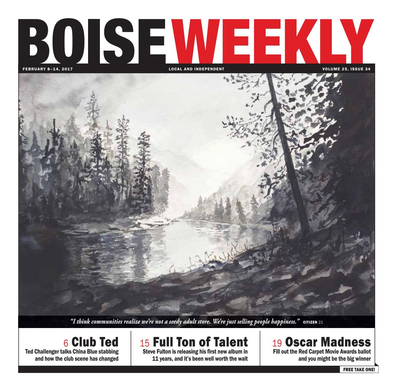 Boise Weekly Vol 25 Issue 34 by Boise Weekly issuu