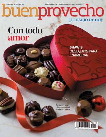 Buen Provecho Febrero 2017 By Grupo Editorial Altamirano Issuu