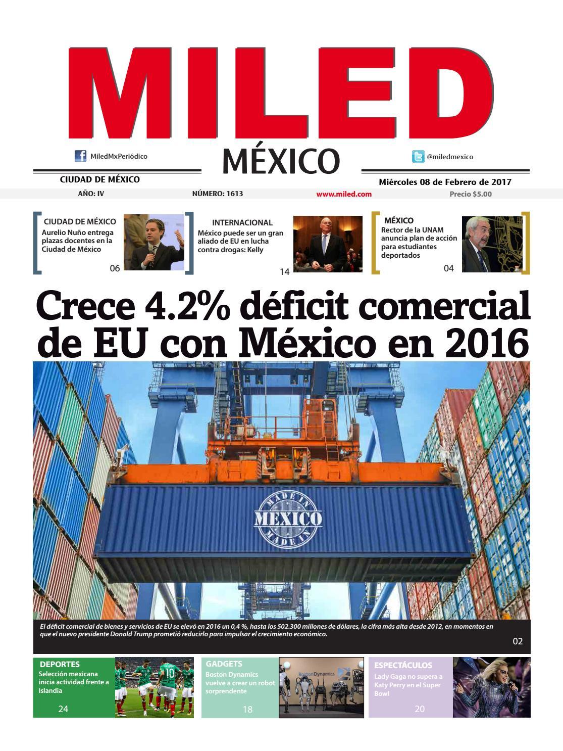 Miled México 08 02 17 by Grupo Miled - issuu