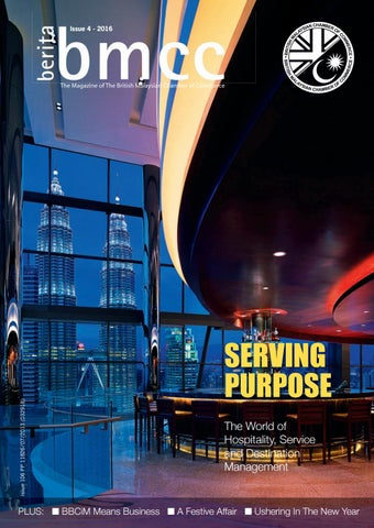 Berita BMCC - Issue 4/2016 by British Malaysian Chamber of Commerce