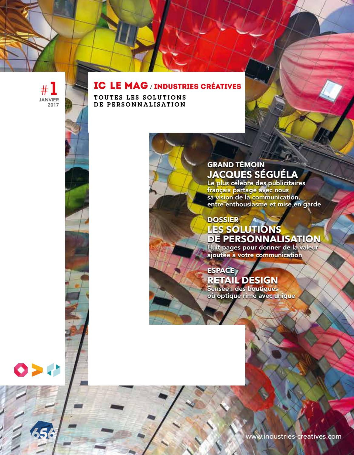 IC Le Mag  1 by 656 Editions - issuu ef819e965381