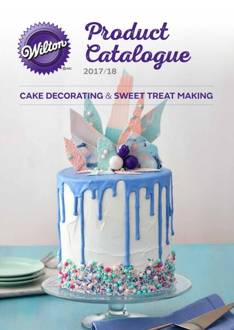 wilton wedding cake decorations wilton product catalogue 2017 18 by clare issuu 27515