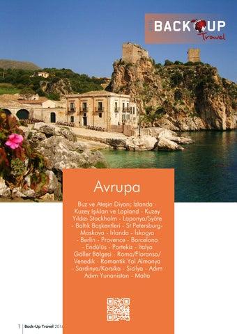 Barselonadan Akdenize yapılan romantik yolculuklar