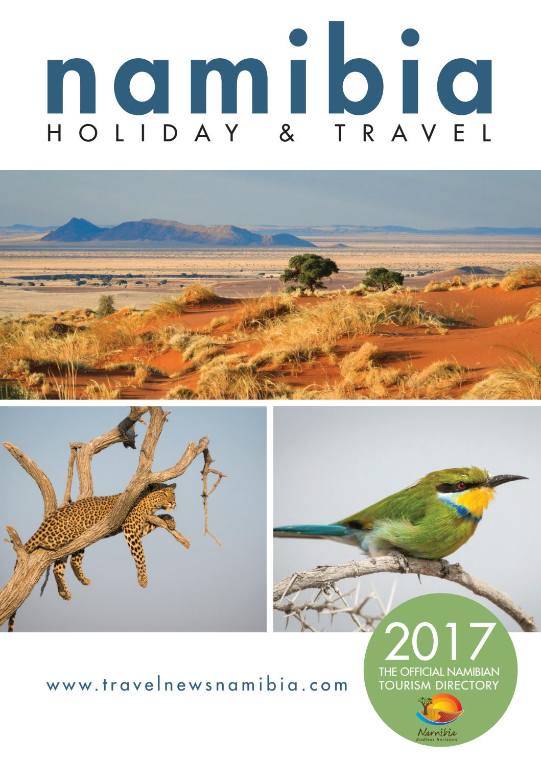 Namibia Holiday And Travel 2017 By Venture Media Issuu Free Ongkir Philips Docking Apple Dcm 2260