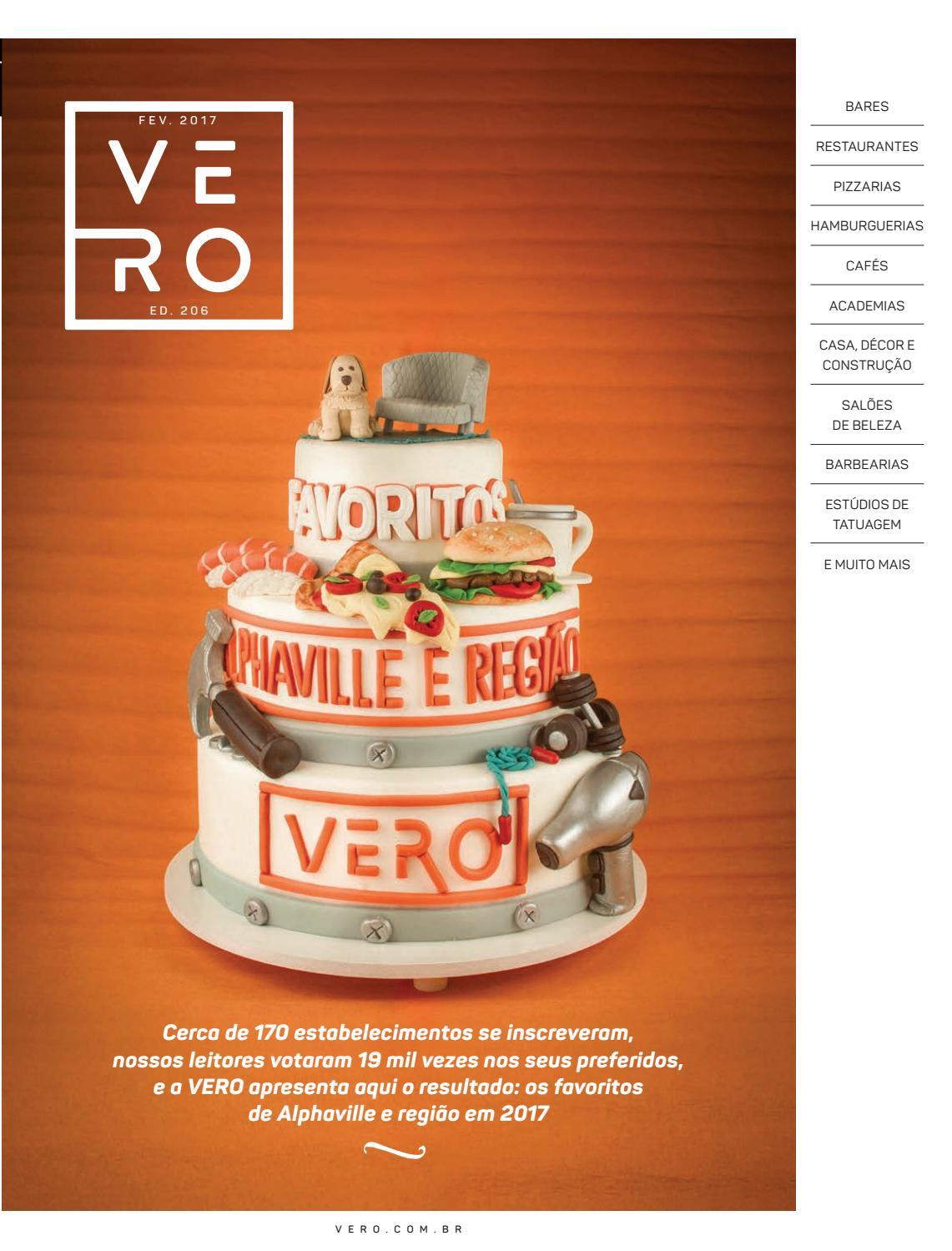 7e32476f0 Revista VERO   FEV/2017 by Vero Alphaville - issuu