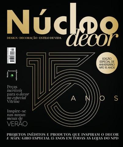 2859d0a19 Revista Núcleo Decor - Edição 42 - Especial 15 anos by Núcleo ...