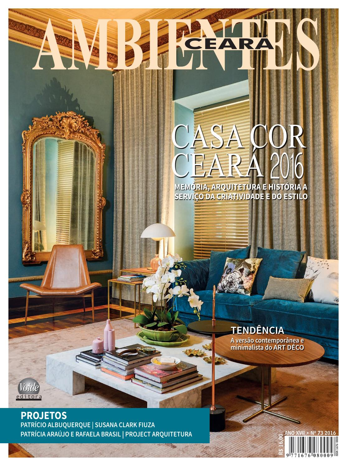 6250bcd811204 Revista Ambienters by REVISTA AMBIENTES - issuu