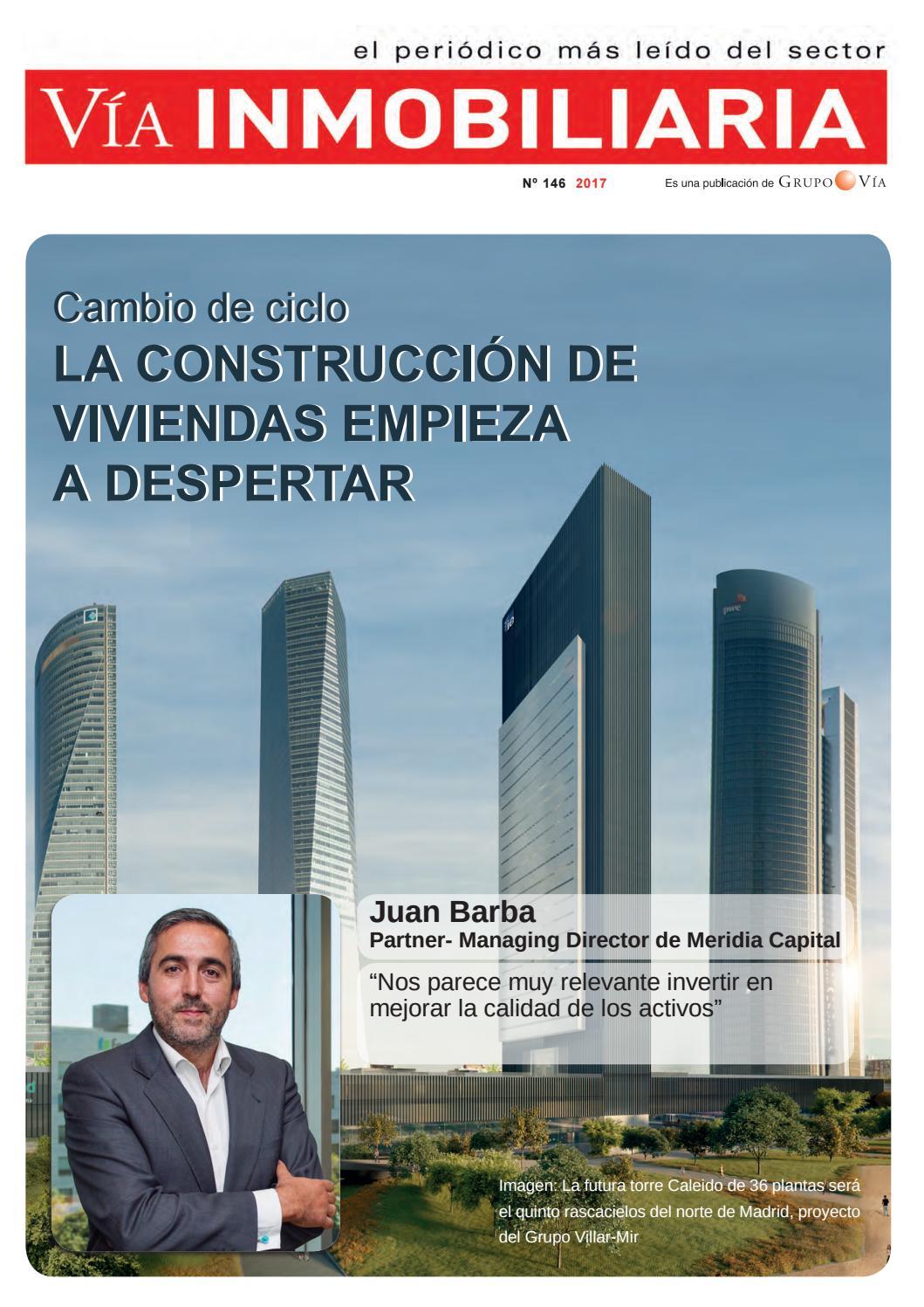 Vía inmobiliaria nº146 by Adriana Puig - issuu