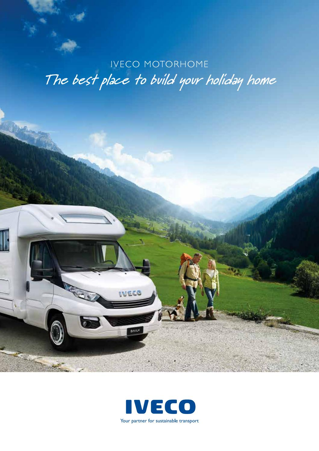 Motorhome iveco by Iveco - issuu