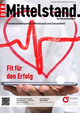 DER MITTELSTAND Ausgabe 01/2017 by mattheis werbeagentur gmbh - issuu
