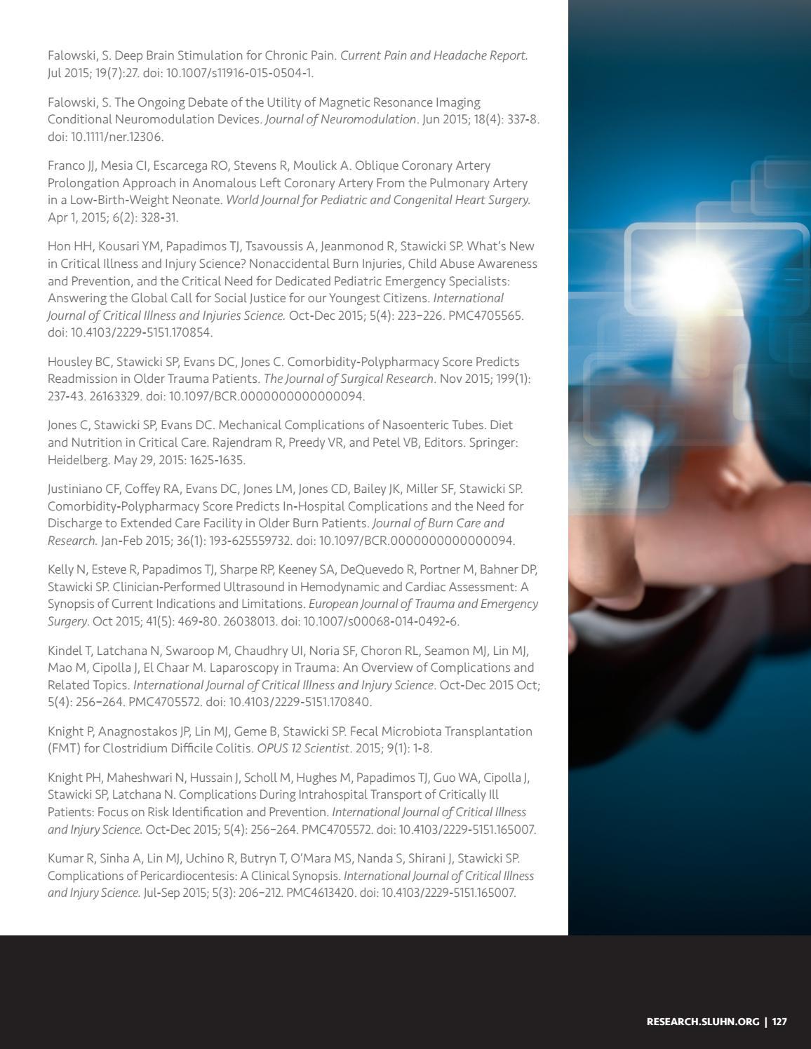 St  Luke's Research & Innovation: Annual Report 2016 by KSA&D