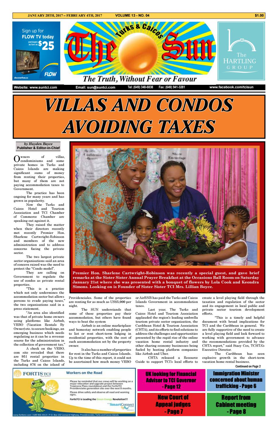 097d19d0467 VOLUME 13 ISSUE 04 by The SUN Newspaper - issuu