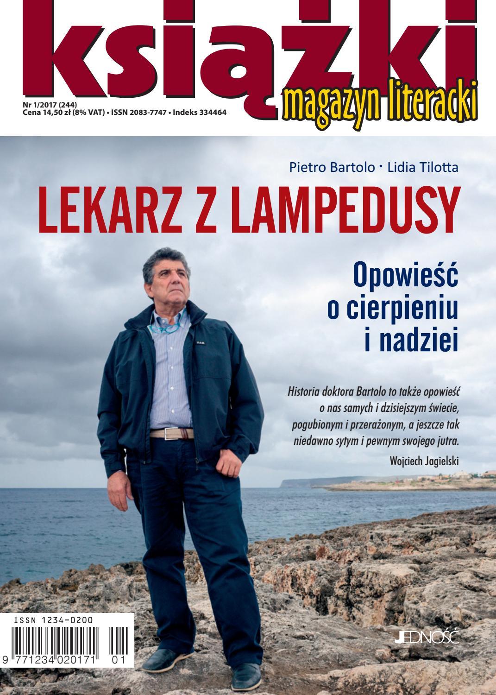 08c5a13d0dc9ae MLK 01 2017 by Biblioteka Analiz Magazyn Literacki KSIĄŻKI - issuu
