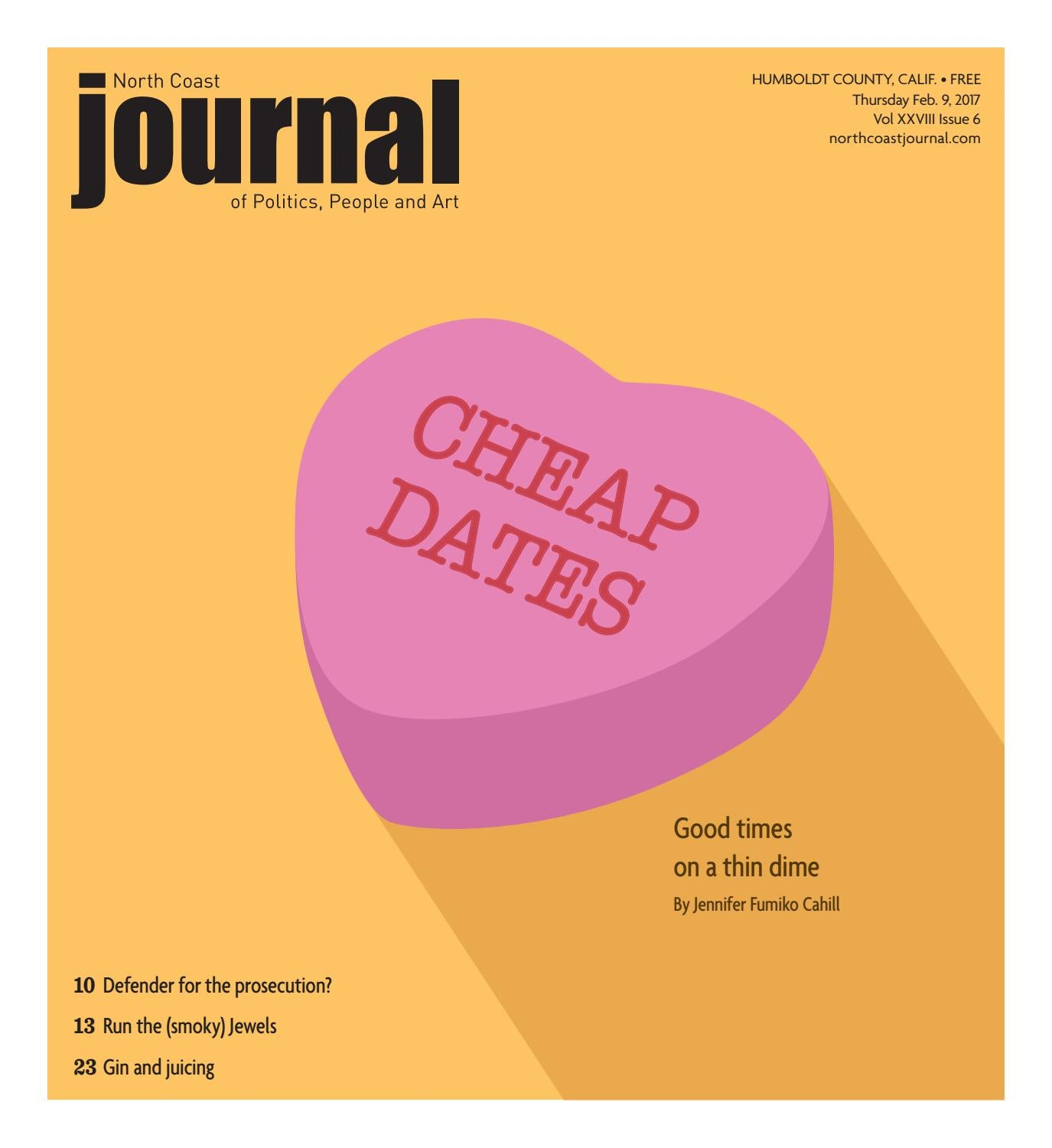 North Coast Journal 02-09-17 Edition by North Coast Journal