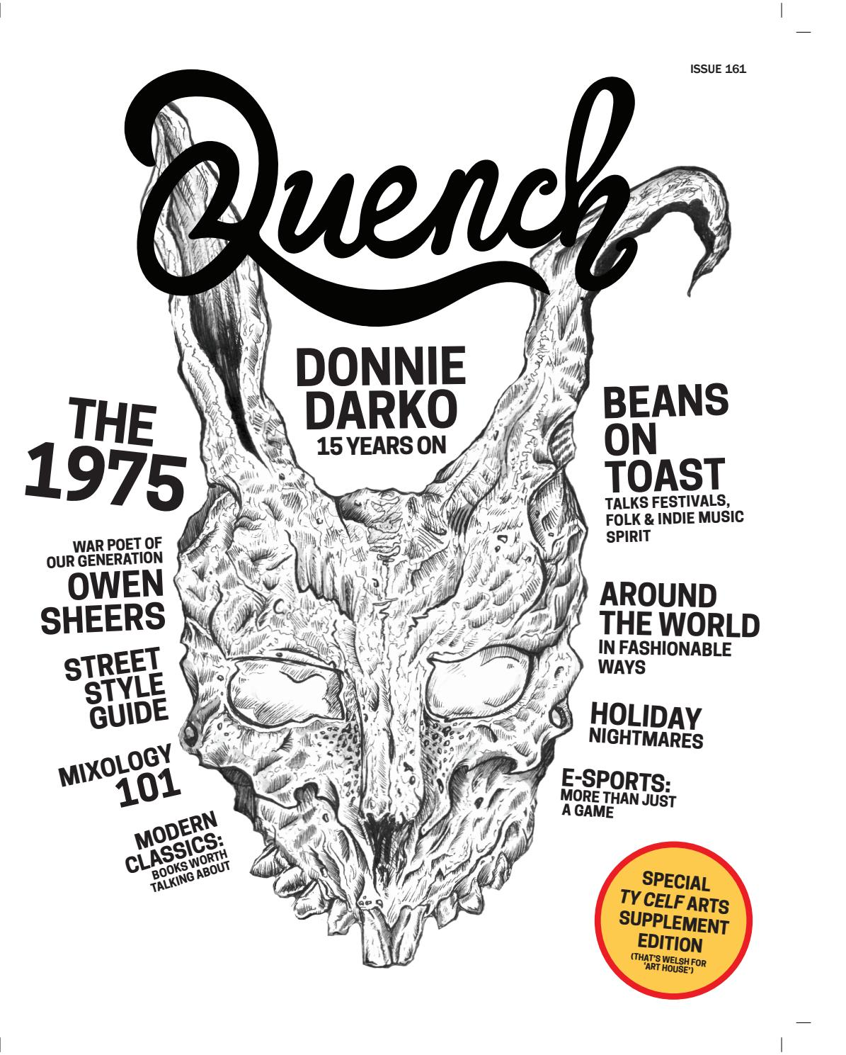 Quench Issue 161 by Cardiff Student Media - issuu