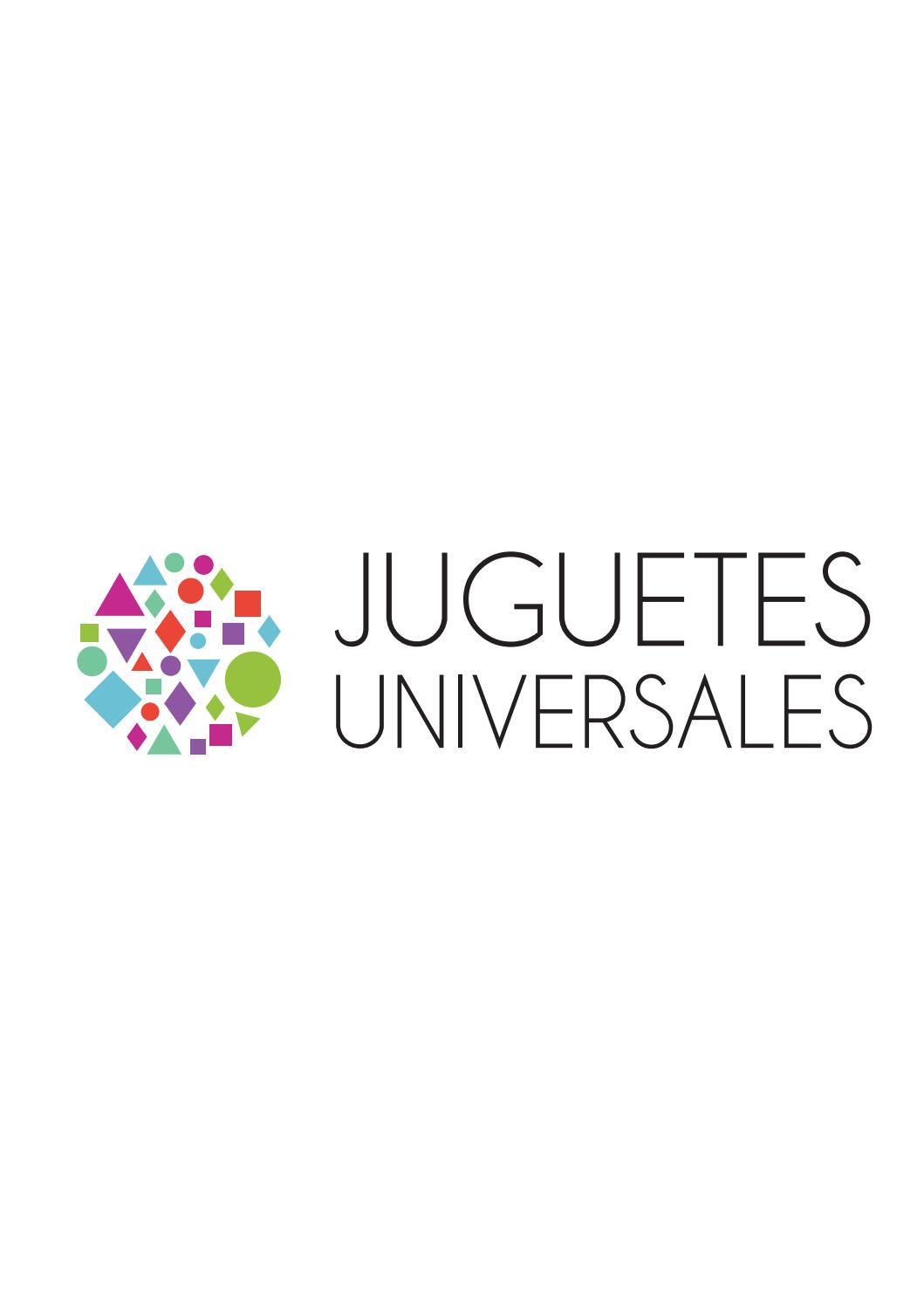 Catálogo 2016 Juguetes Universales by Juguetes Universales - issuu