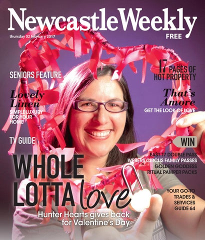 c0f0b4c5ad66 02 February 2017 by Newcastle Weekly Magazine - issuu