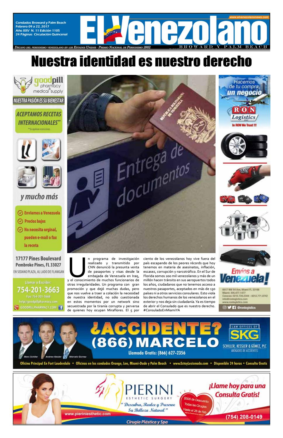 san francisco 5be16 e0979 Broward (De Febrero 09 a 22, 2017) by Grupo Editorial El Venezolano - issuu