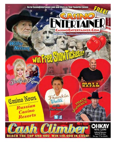 Casino entertainer casino chumash santa ynez california