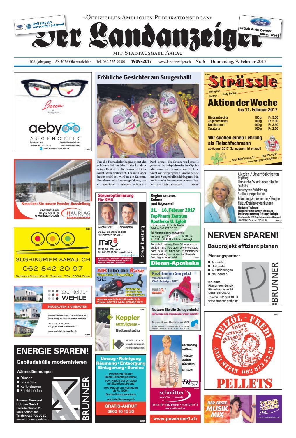 Der Landanzeiger 06/17 by ZT Medien AG - issuu