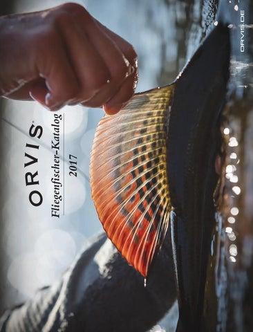 Orvis Fliegenfischer-Katalog 2017 by Orvis Germany - issuu