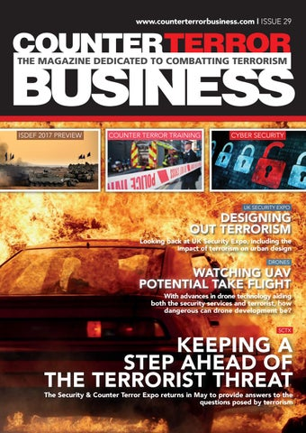 Counter Terror Business 29 by PSI Media - issuu