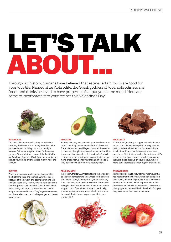 Yummy Uganda Vol 3: Yummy Valentine by Yummy Magazine - issuu