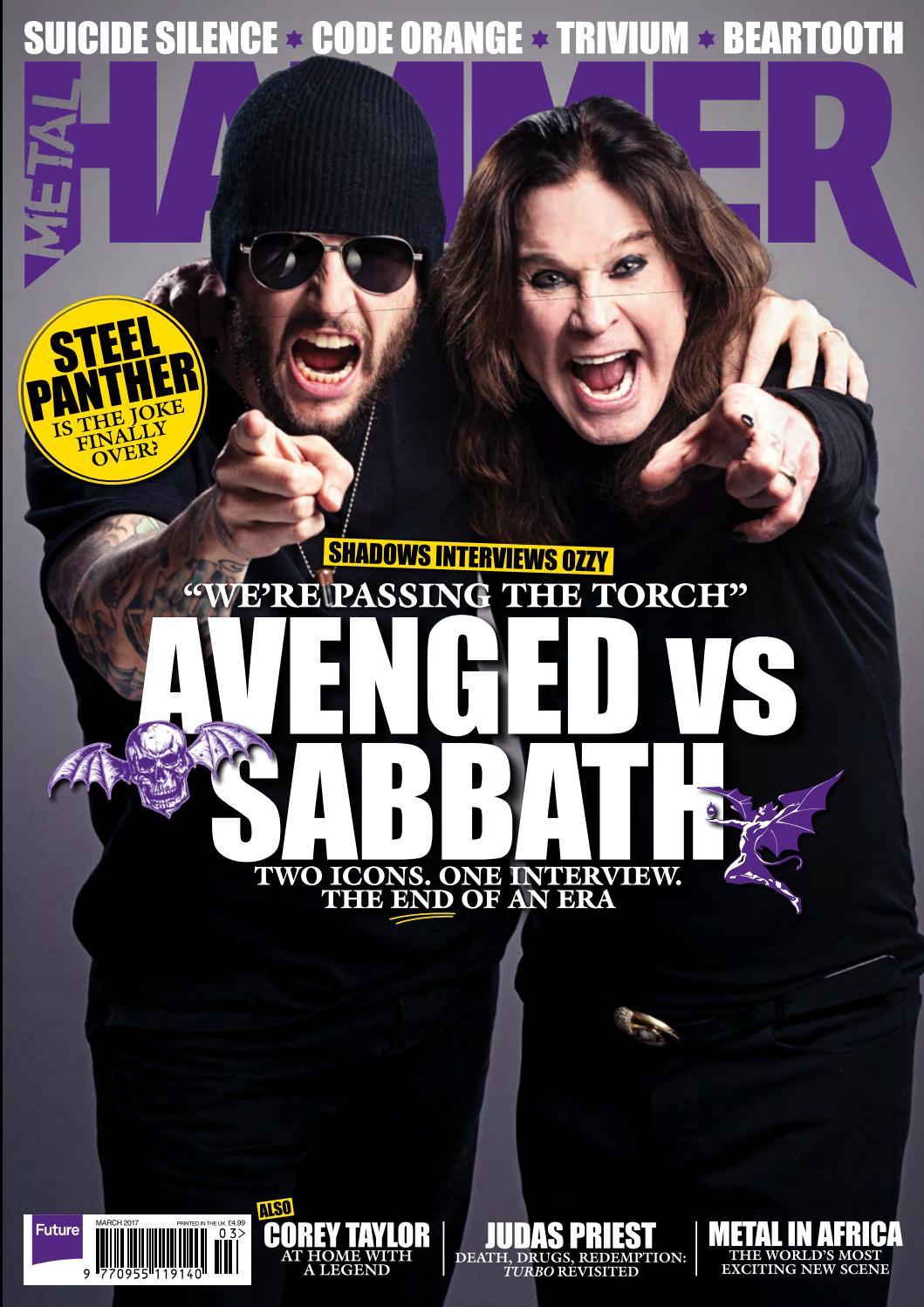 Metal Hammer 293 (Sampler)