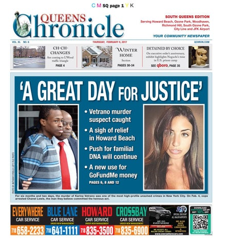 Queens Chronicle South Edition 02 09 17