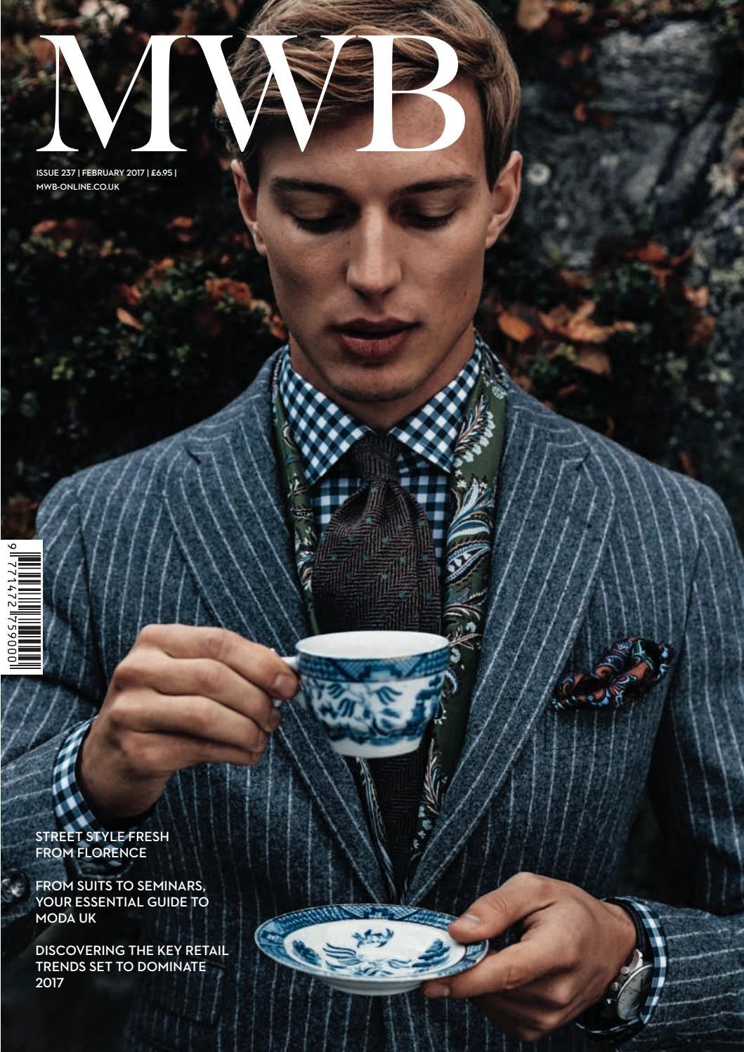 13ffca6044c63c MWB MAGAZINE FEBRUARY ISSUE 237 by fashion buyers Ltd - issuu