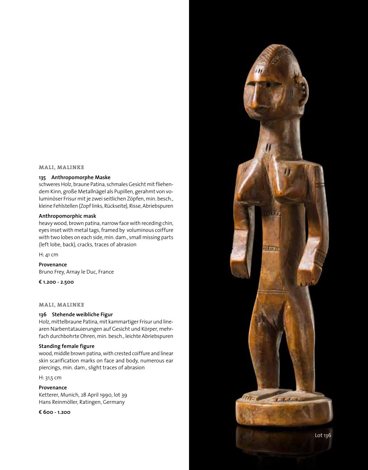 85 Tribal Art Auction 4 March 2017 Starting At 2 Pm Cet By