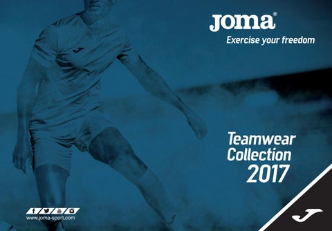 Teamwear 2017 by JOMA SPORT - issuu 0e7c83a8e1506