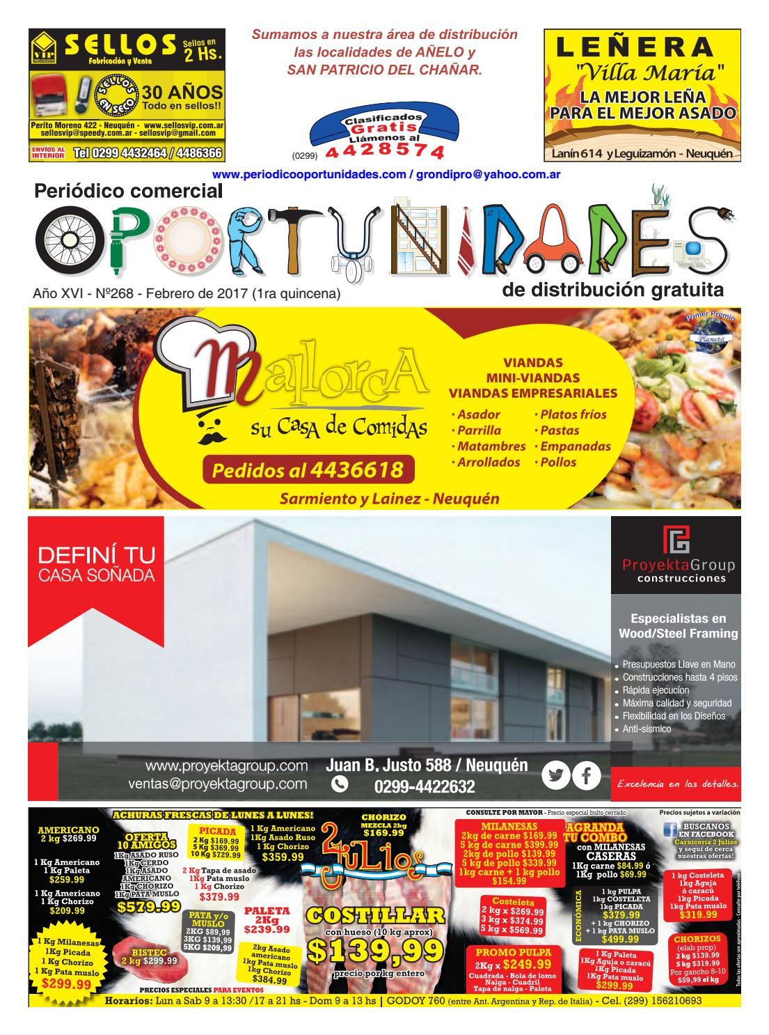 aadc2046c56d1 Oport 268 by Periodico Oportunidades - issuu