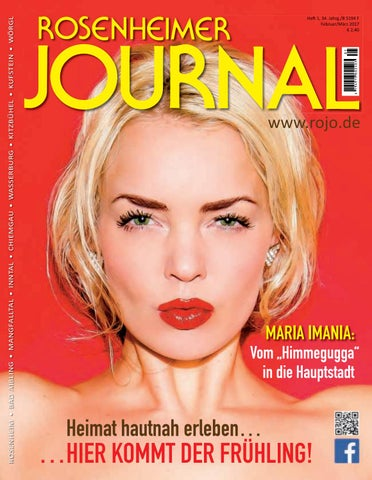 Rosenheimer Journal Februar Marz 2017 By Rosenheimer Journal Issuu