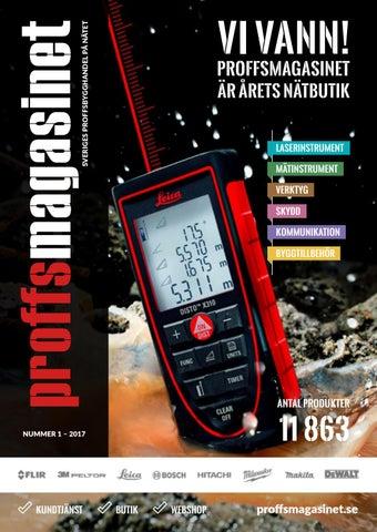 Proffsmagasinets katalog nr 1 2017 by Proffsmagasinet.se - issuu cd27f3bccdb53