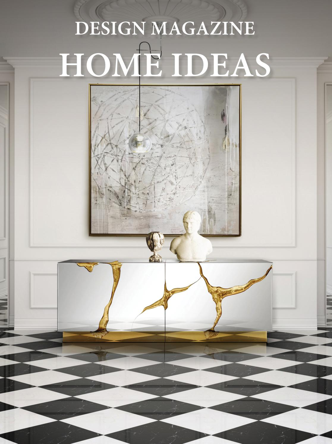 Design magazine home ideas by home living magazines for Interior design online magazine