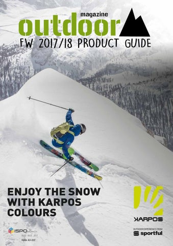 Product Guide 1 2017 by Sport Press - issuu 45ceeb8d7a0