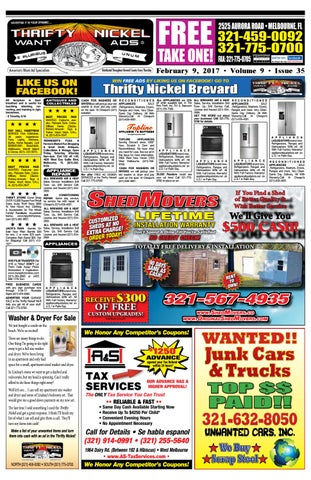 Thrifty Nickel Brevard 31617 by Thrifty Nickel issuu