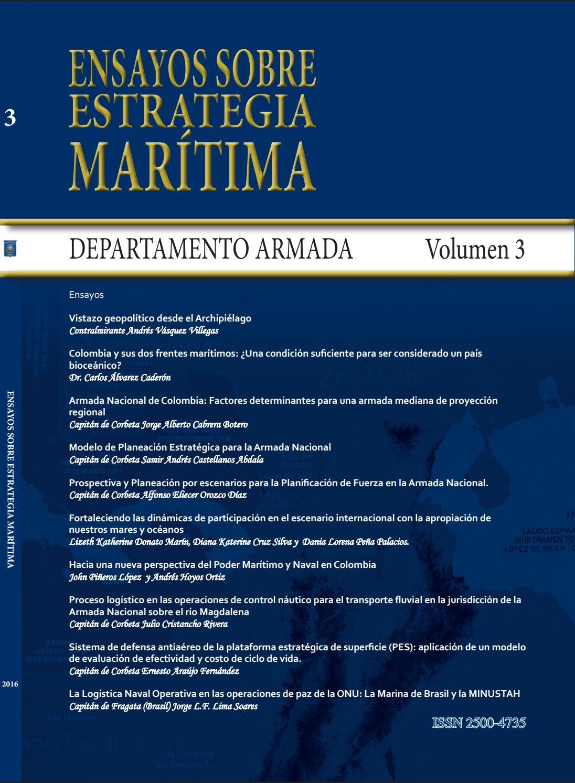 Ensayos sobre Estrategia Marítima - Volumen 3. by DEPARTAMENTO ...