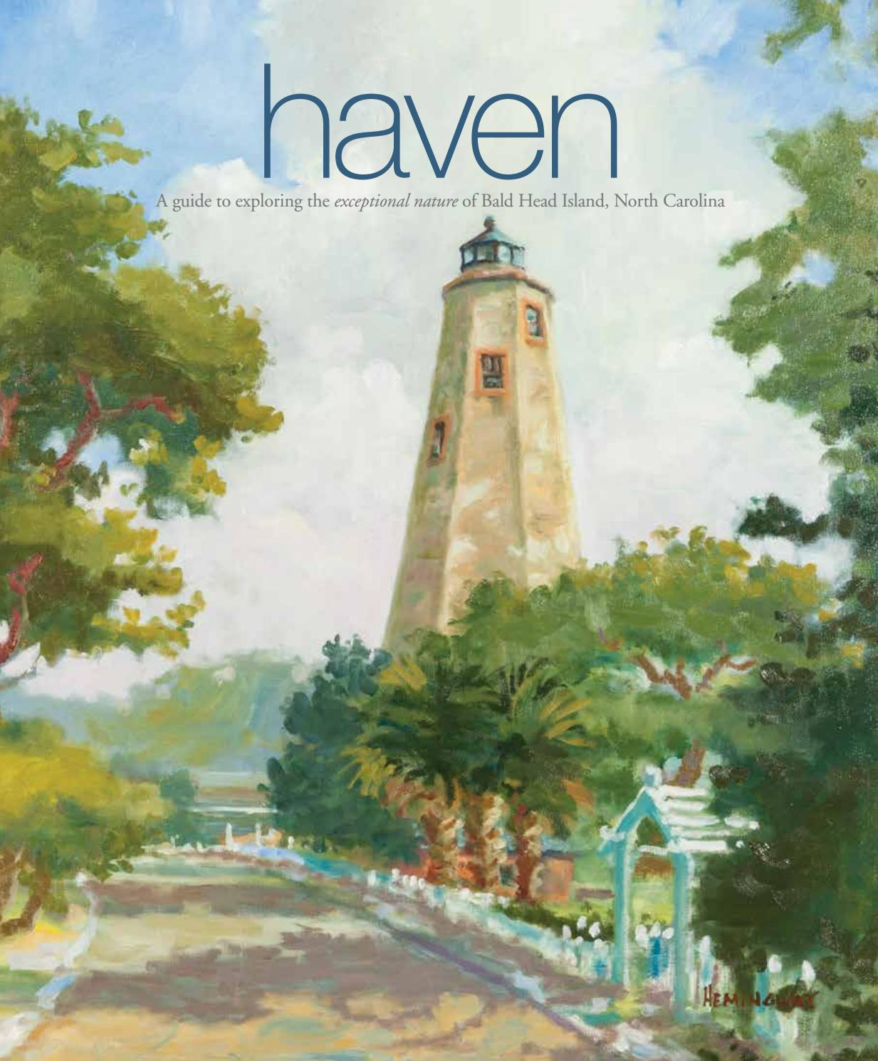 Haven 2017 By Baldheadislandlimited Issuu