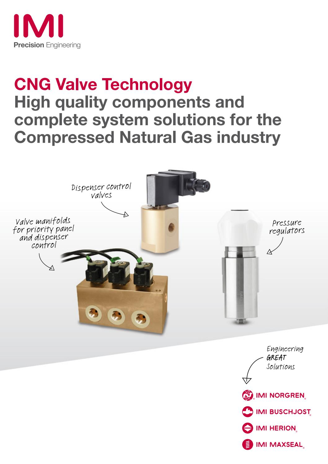 Cng Valve Technology By Imi Precision Engineering Issuu Transmitter Fm 45w With