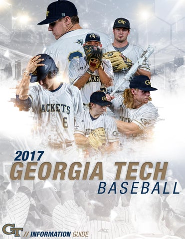 e141cae2b40 2017 Georgia Tech Baseball Information Guide by GTAthletics - issuu